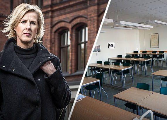 """Åsa Fahlén: """"Var är höstplanen för lärarna?"""""""